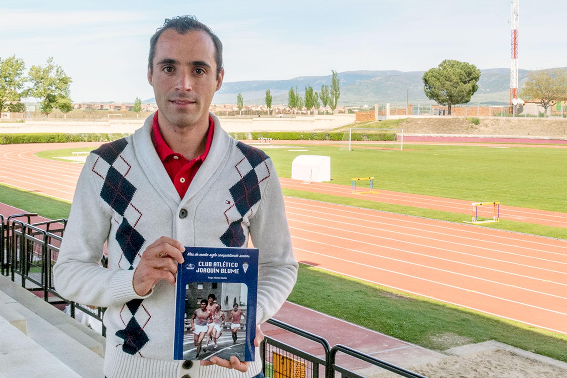 Jorge Martin Martin Libro Atletismo Blume