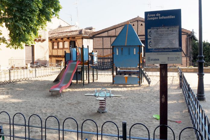 Parque Infantil Plaza Merced