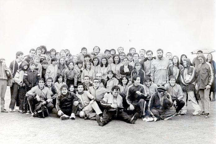 ano 1980 Cross de Cantimpalos