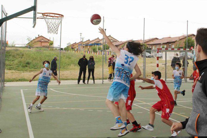 baloncesto minibasket