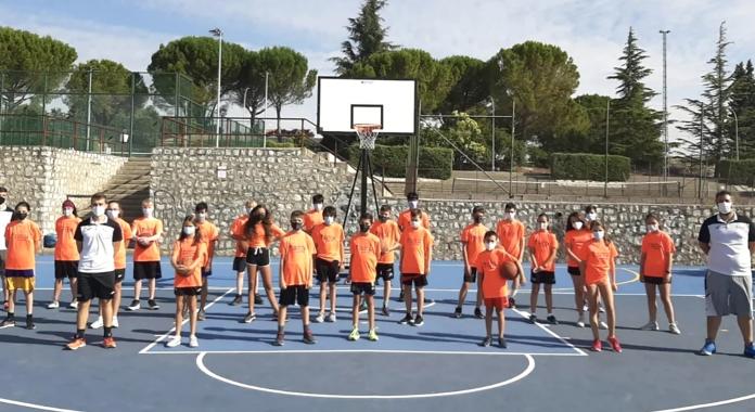 campus verano baloncesto cuellar
