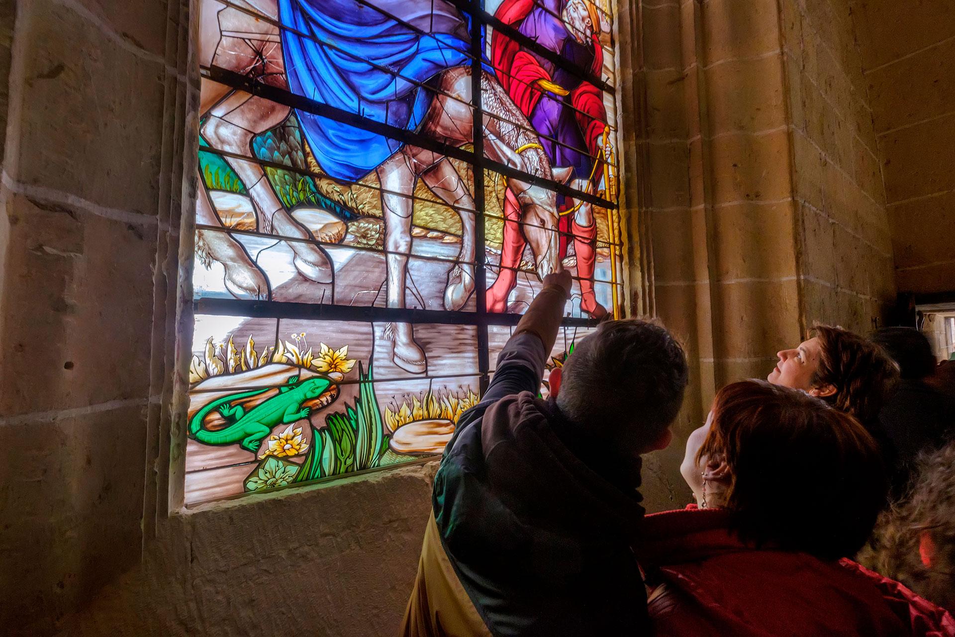 catedral vidrieras