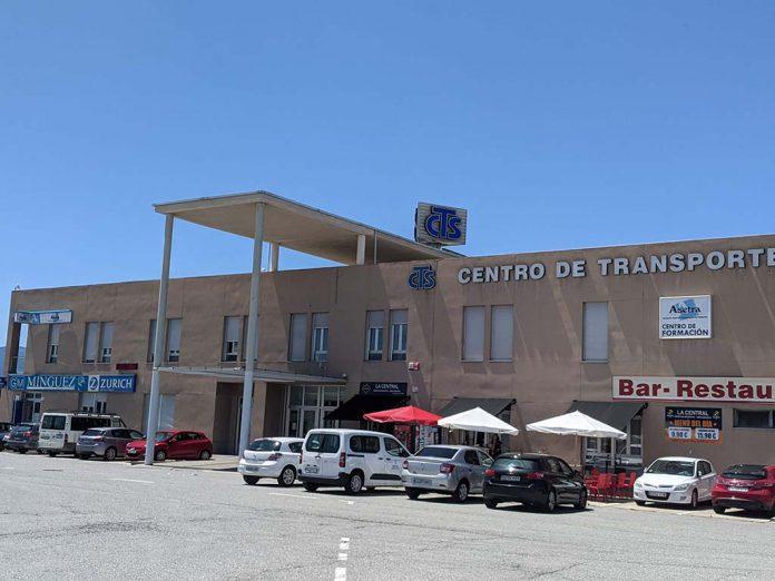 centro de transportes segovia