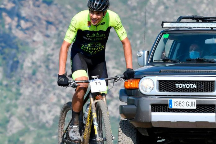 ciclismo montana Francisco Herrero