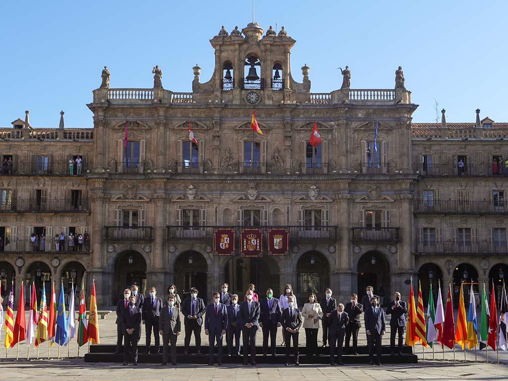 conferencia de presidentes salamanca