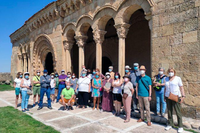 diputacion prodestur Viajero yo te ensenare Segovia sotosalbos trescasas 01