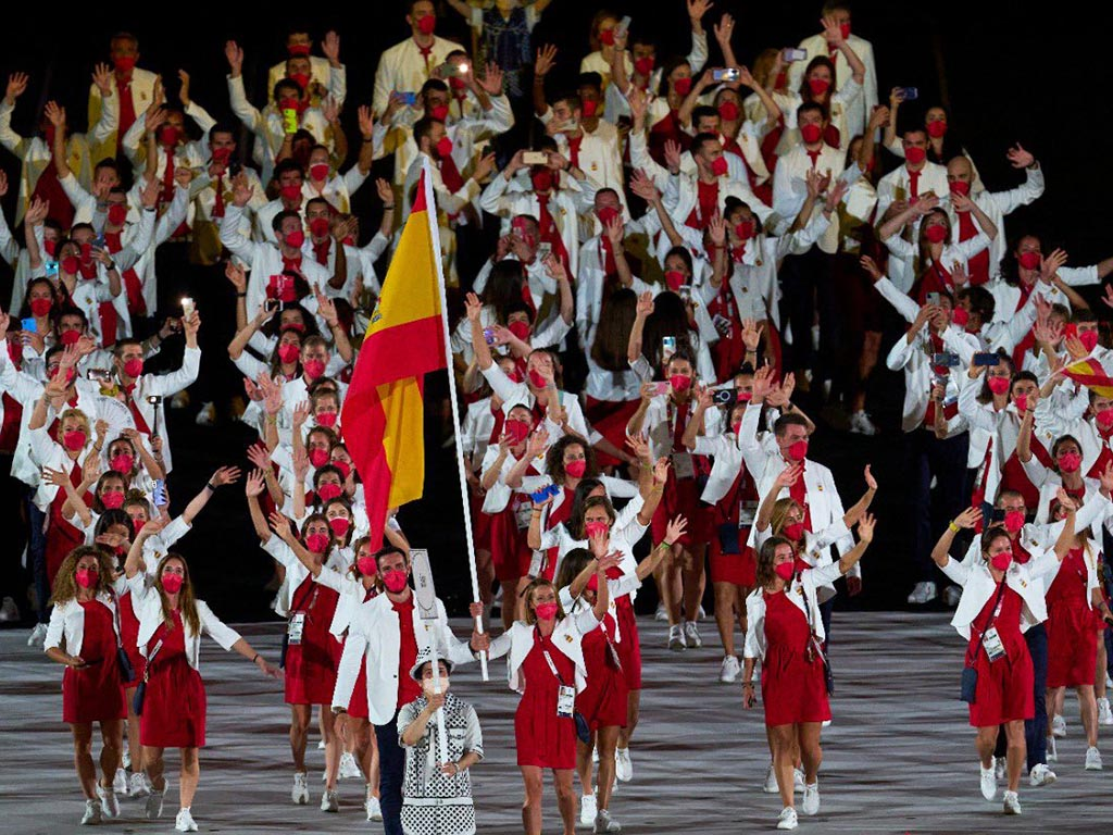 equipo espanol olimpiadas tokio