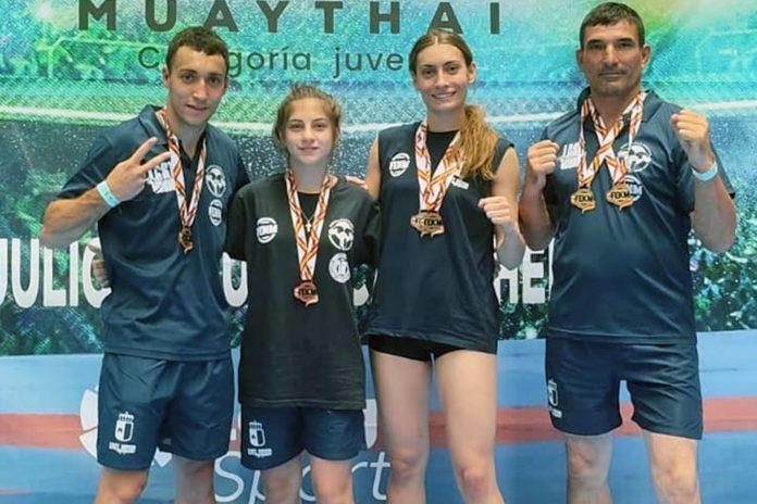 kick boxing campeonato espana