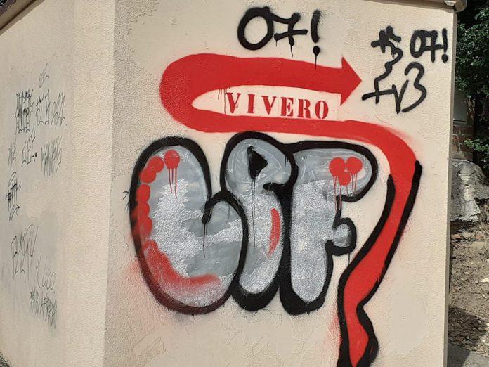 pintadas grafitis riaza
