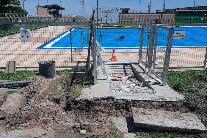 piscina municipal al aire libre averia 01