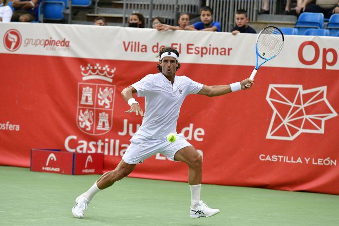 tenis el espinar Feliciano Lopez
