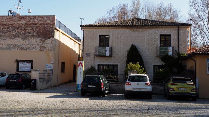 Ayuntamiento Fabrica Borra Programa Formacion Empleo Fachada KAM3740 web