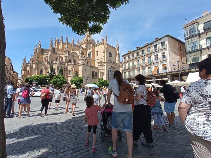 Balance Turismo de Segovia