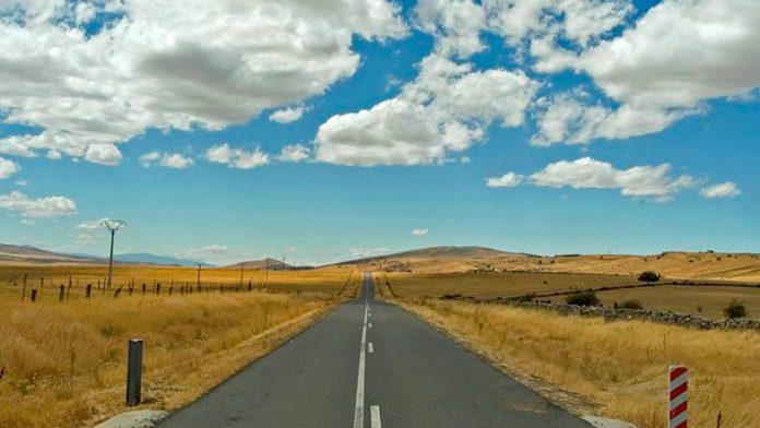 Carretera de Campo Azalvaro web