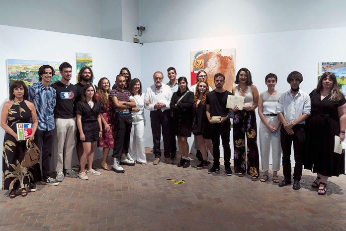 Curso Pintores Pensionados Clausura Alhondiga