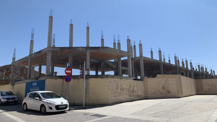 Altos del Palacio, en Cuéllar. / C.N.