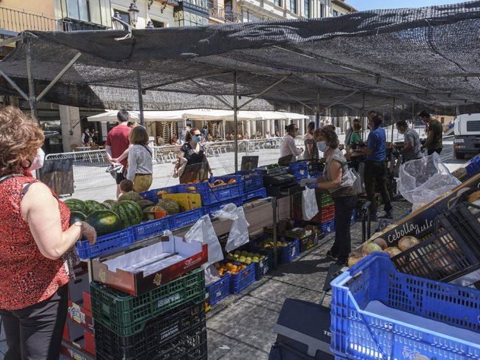 Plaza Mayor Mercado