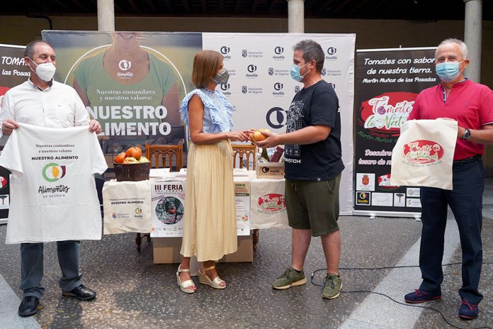 Presentacion III Feria del Tomate de Martin Munoz 22