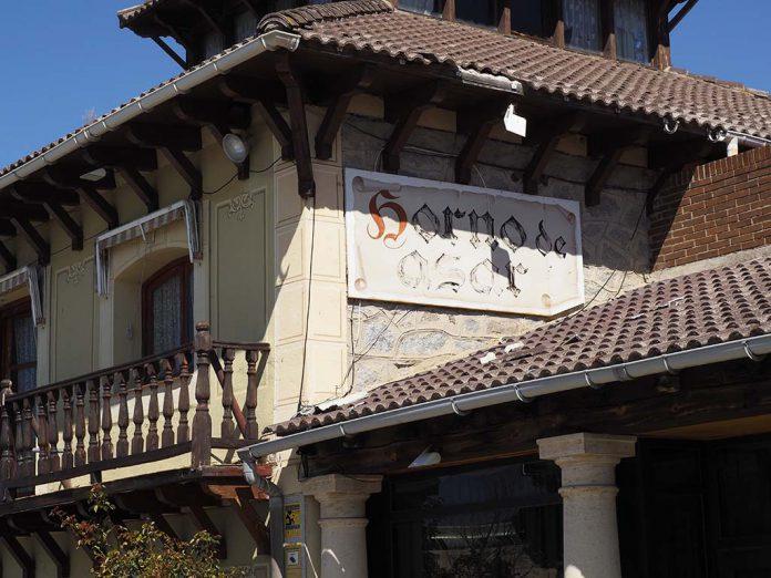 Restaurante Lago Proyecto Jose Maria Eventos