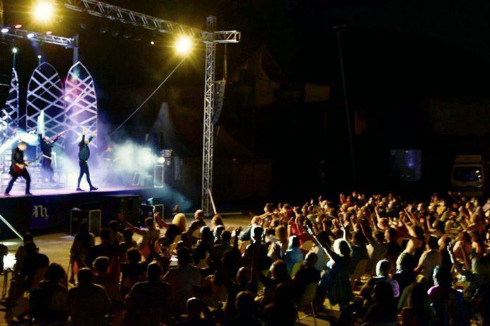 We love Queen Noches Magicas La Granja