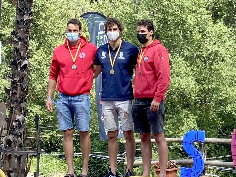 David Llorente se proclama campeón de España en Extreme