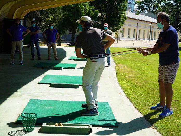 escuela provincial golf
