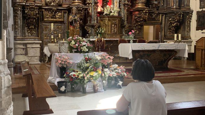 virgen rosario cuellar flores