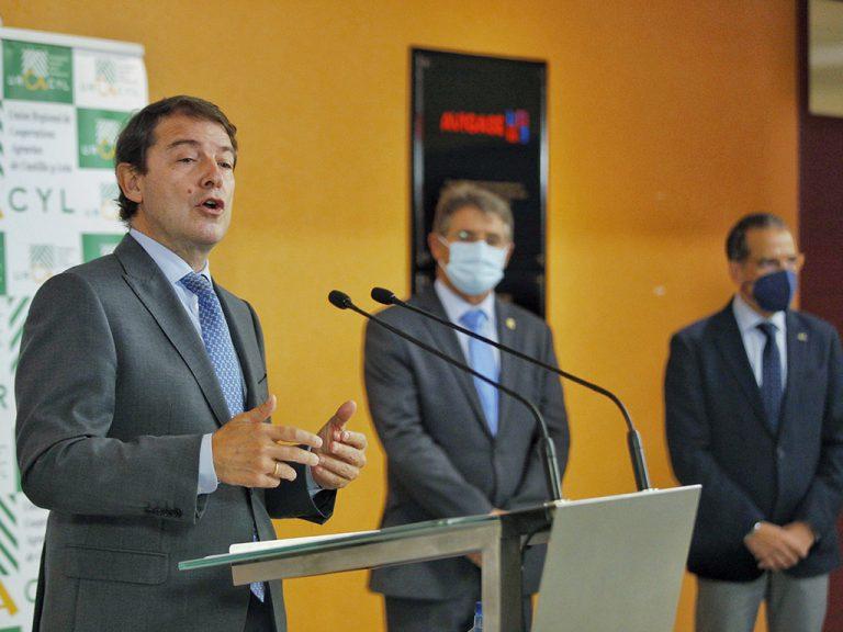 """Mañueco reclama """"entendimiento y diálogo"""" para la reforma sanitaria"""