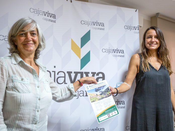 La Fundación Caja Rural de Segovia presentó ayer la iniciativa. / NEREA LLORENTE