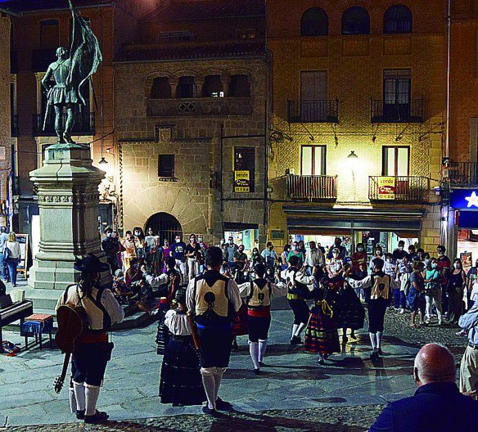 La Noche del Patrimonio cuenta con el apoyo de la UNESCO. / ROCÍO PARDOS