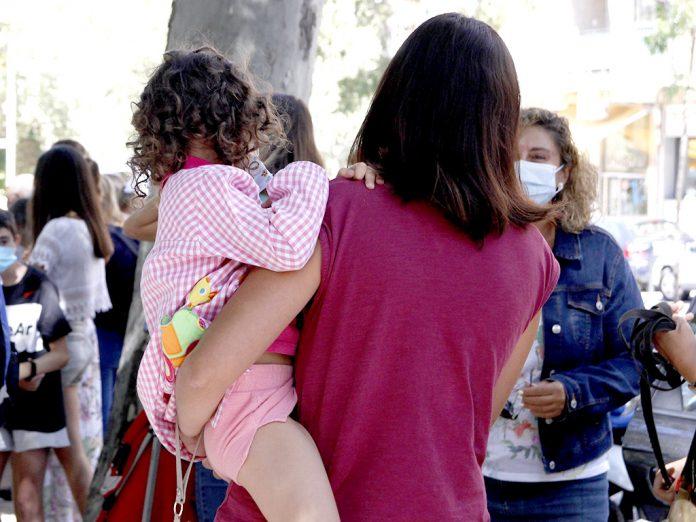 Las familias de Castilla y León son las que menos gastan de media en educación a nivel nacional. / NEREA LLORENTE