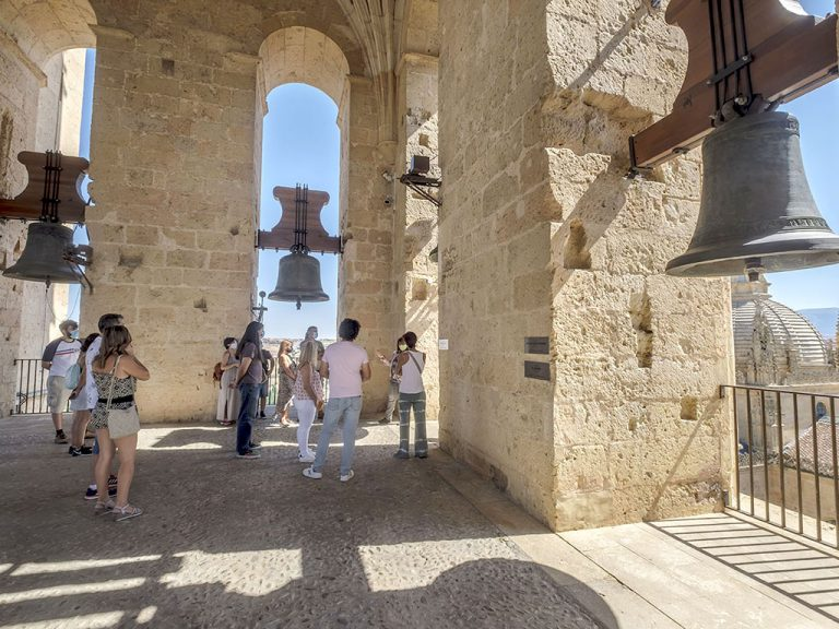 Más de 43.000 personas visitaron la Catedral en agosto
