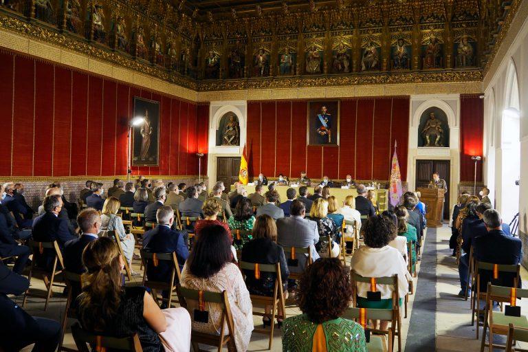 El Alcázar ajusta su presupuesto y sus proyectos a la espera de recuperar visitantes