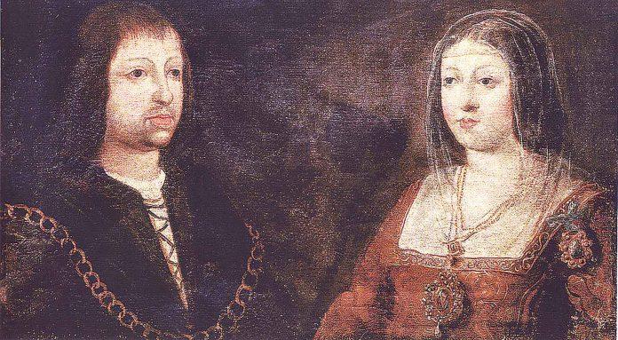 Fernando de Aragon e Isabel de Castilla
