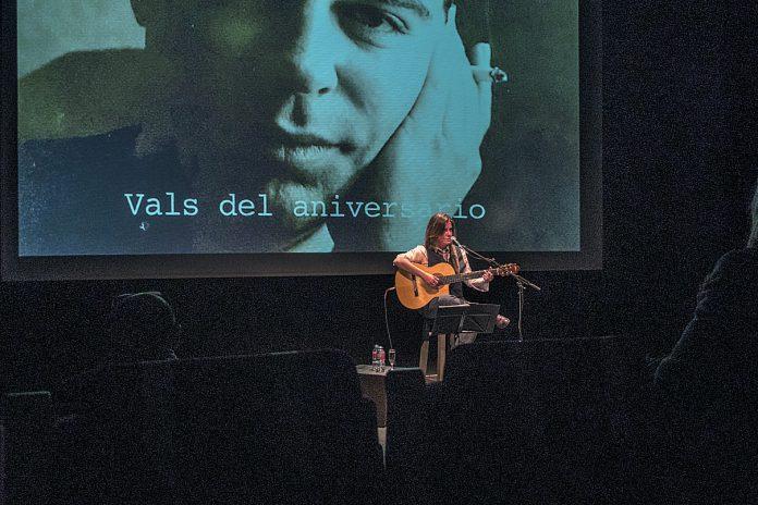La Sala Julio Michel es una de las dos que comprende La Carcel Centro de Creacion
