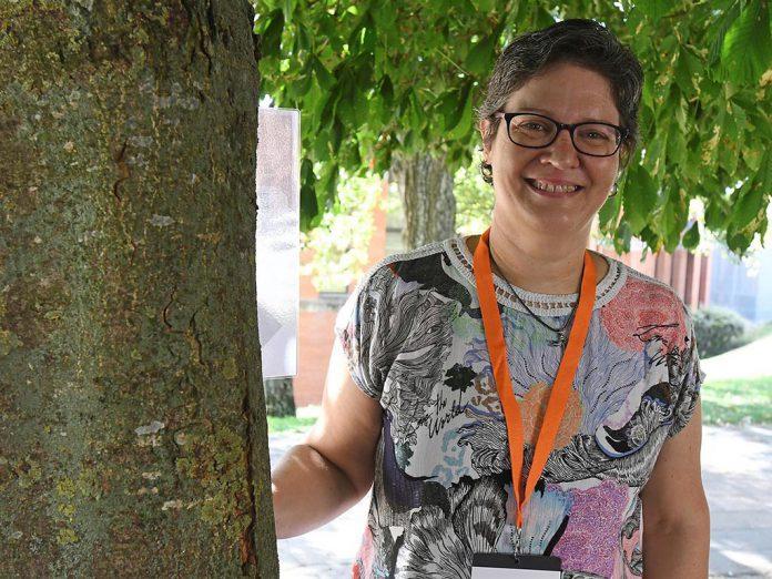 La presidenta de la Sociedad Espanola de Epidemiologia SEE Elena Vanessa Martinez