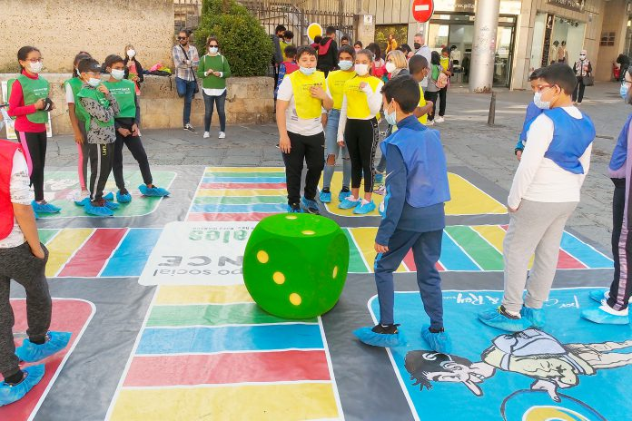 ONCE Dia Parchis