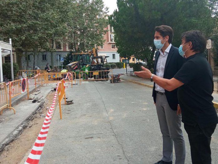 Renovacion Abastecimiento Agua Obras en General Santiago