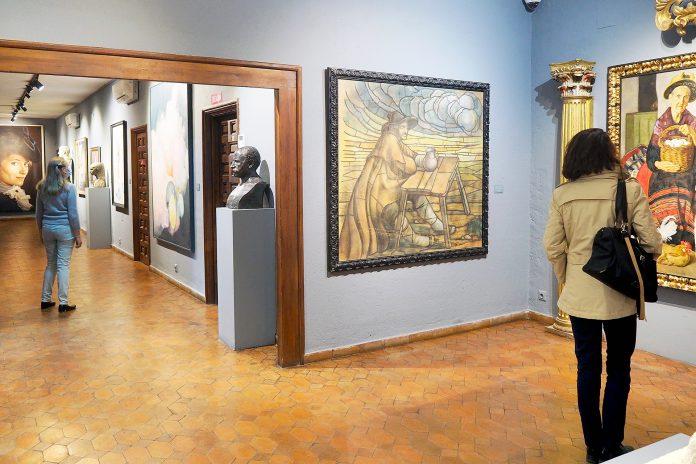 Torreon Lozoya Inauguracion Museo Caja Segovia