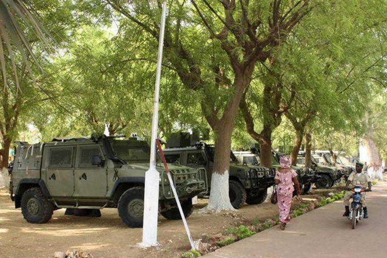 Un militar segoviano, herido en un accidente de tráfico en Mali