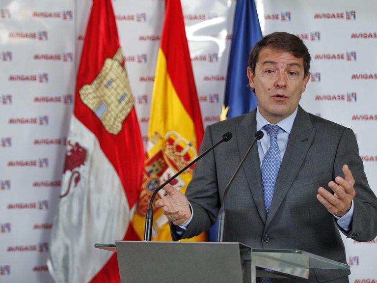 """Mañueco: """"Defensa es quien tiene que resolver la recuperación de unidades militares"""""""