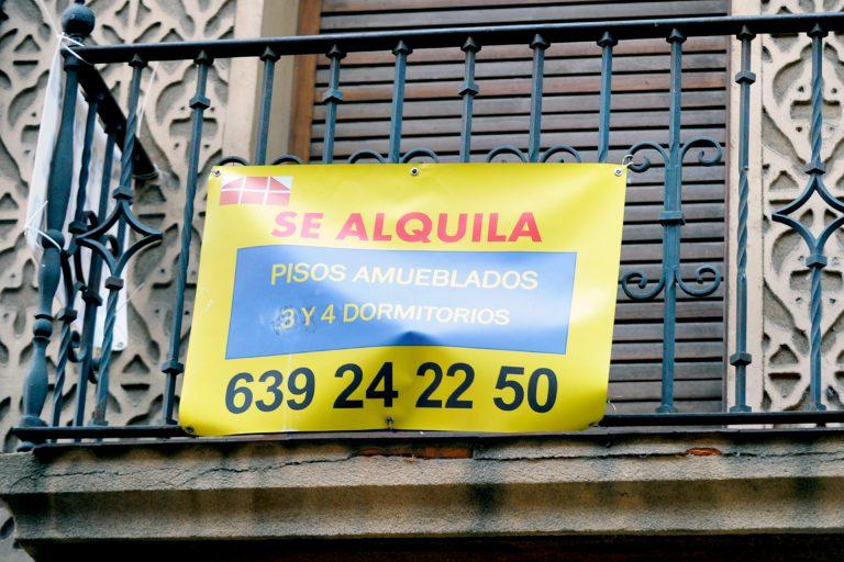 El IPC encarece el precio del alquiler en Segovia un 3,2%