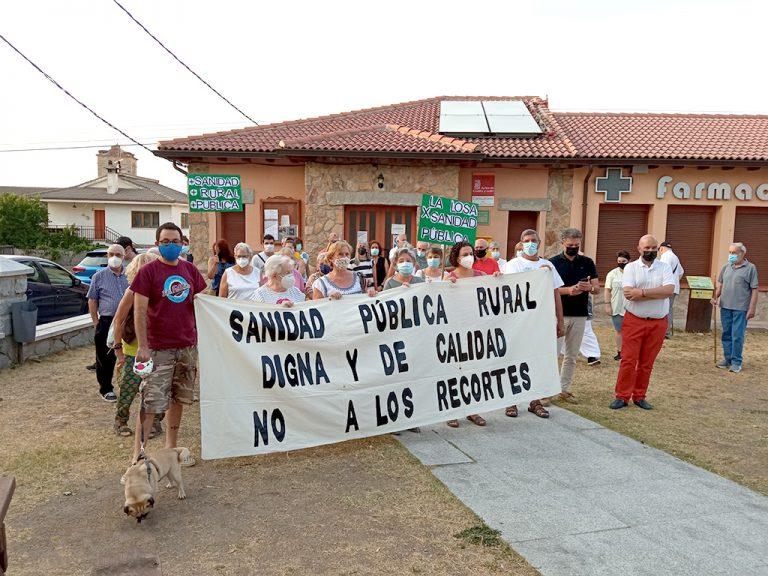 De Vicente, a favor de recuperar la sanidad en el medio rural