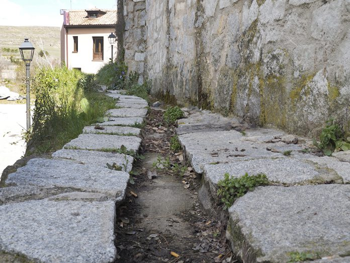 regantes san lorenzo acequia