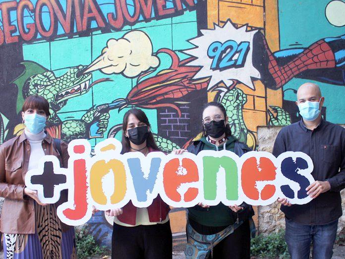 La campaña '+Jóvenes' busca realzar lo que es capaz de aportar la gente joven a la sociedad. / E.A.