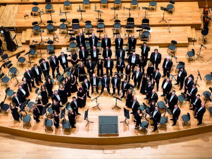 La ópera está dirigida por el segoviano José Luis López Antón. / E.A.