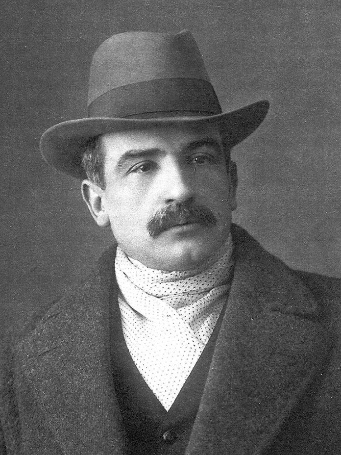 Blas Zambrano 1904