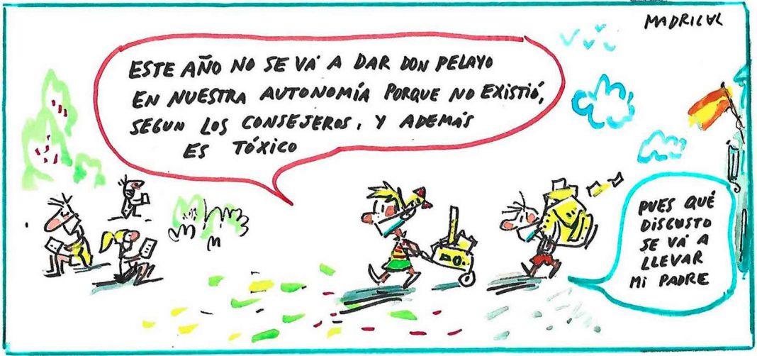Madrigal Don Pelayo