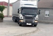 chane travesia camion